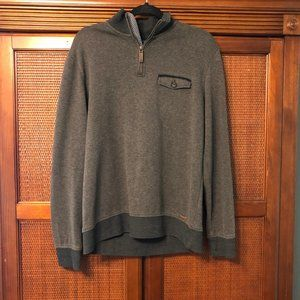 Ted Baker Zip Sweater Size 4 (Large)